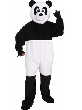 Adult Deluxe Panda Mascot Costume