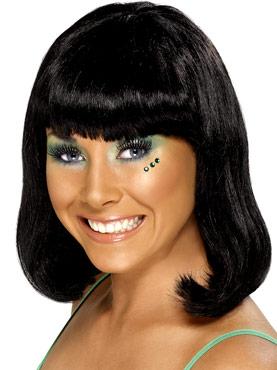 Party Wig Black