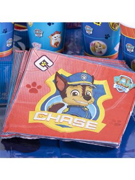 Paw Patrol Party Pack - Back View