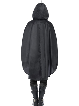 Penguin Party Poncho Festival Costume - Side View