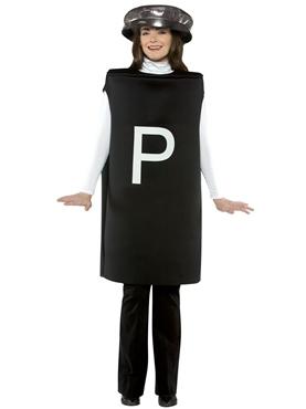 Adult Pepper Pot Costume Thumbnail