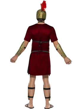 Adult Perseus the Gladiator Costume - Side View