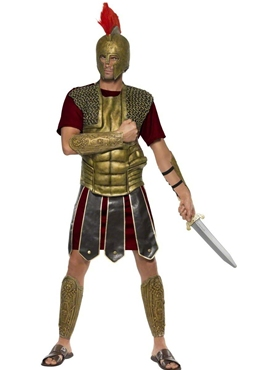 Adult Perseus the Gladiator Costume