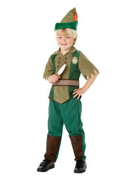 Peter Pan Childrens Costume