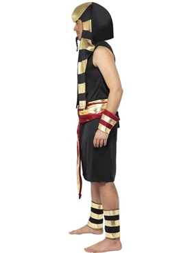 Adult Pharaoh Costume - Side View