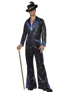 Adult Pimp Daddy Costume