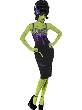 Adult Pin Up Frankie Costume