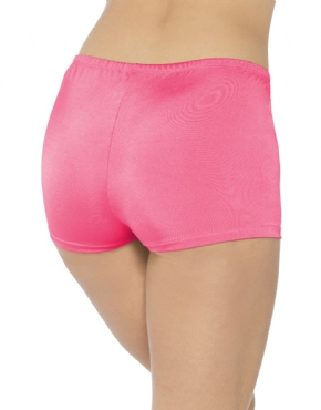 Pink Hot Pants - Back View