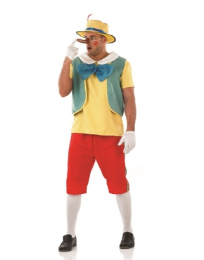 Adult Fairytale Puppet Costume