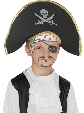 Pirate Make Up Kit - Side View