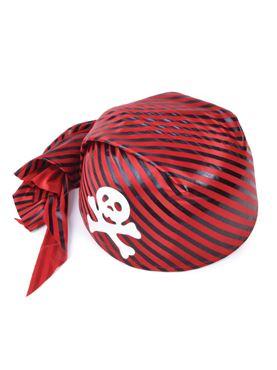 Pirate Skull Hat