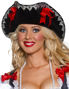 Pirate Wench Hat