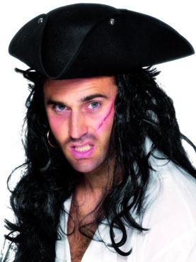 Pirates Tricorn Hat