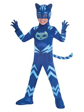 PJ Masks Child Deluxe Catboy Costume