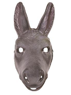 Plastic Donkey Mask