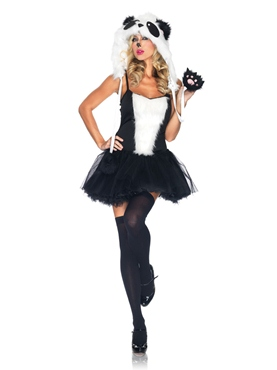 Adult Playful Panda Costume Thumbnail