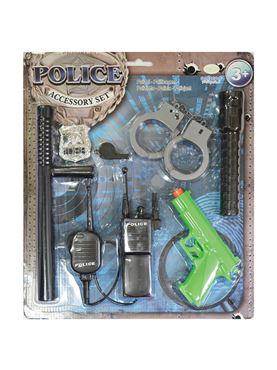 Police Accessory Set