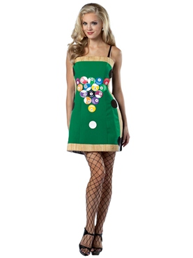Adult Pool Dress Costume