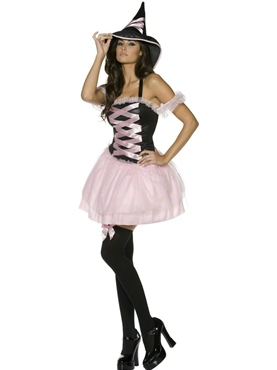 Adult Pretty Witch Costume