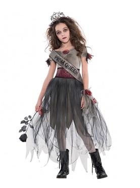 Prombie Queen Teen Costume