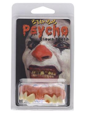 Psycho Clown Teeth - Back View