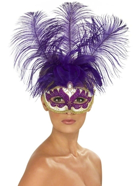 Purple Can Can Beauty Eyemask