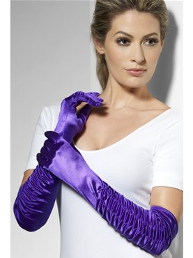 Purple Temptress Gloves