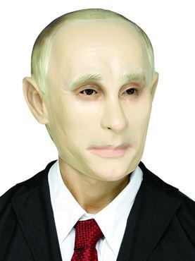 Putin Adult Mask