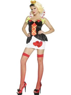 Adult Queen of Tarts Costume