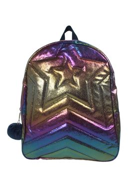 Quilted Star Backpack