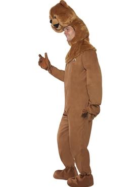 Rainbow Bungle Bear Costume - Back View