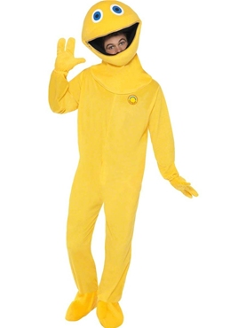 Adult Rainbow Zippy Costume