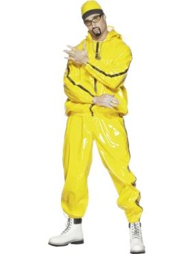 Adult Rapper Gangster Costume