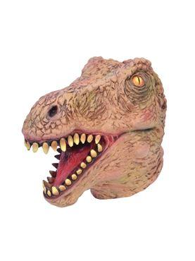 Realistic Dinosaur Mask