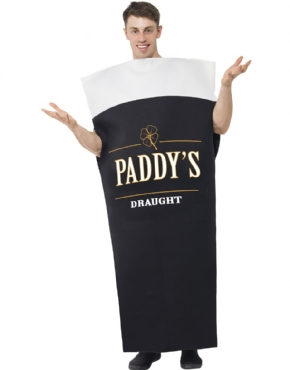 Adult Paddys Draught Costume Thumbnail