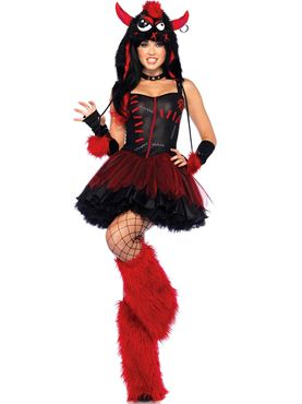 Adult Rebel Monster Costume
