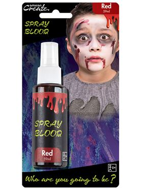 Red Blood Spray - 59ml