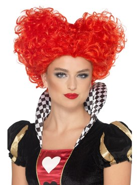 Red Heart Wig