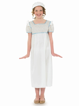 Child Regency Girl Costume