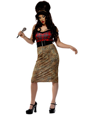 Amy Winehouse Costume