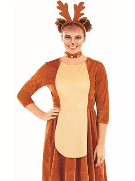 Reindeer Lady Costume - Side View