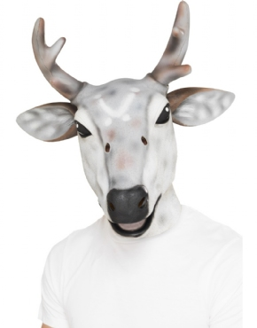 Reindeer Latex Mask