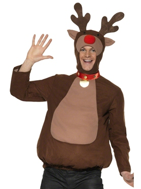 Adult Reindeer Top