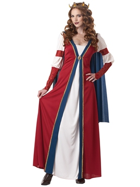 Adult Renaissance Queen Costume Thumbnail