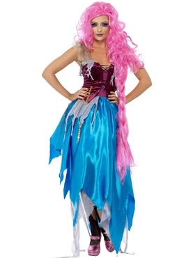 Adult Repulsive Rapunzel Costume