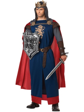 Adult Deluxe Richard The Lionheart Costume