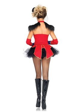 Adult Ring Mistress Costume - Back View