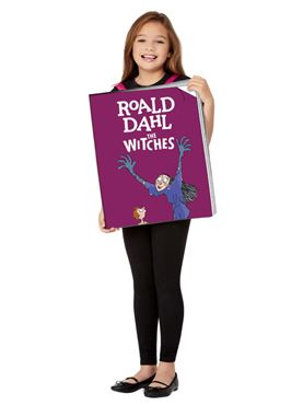 Roald Dahl The Witches Book Cover Costume Couples Costume