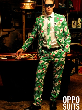 Adult Poker Face Oppo Suit