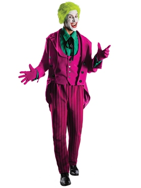 Adult The Joker Grand Heritage Costume Couples Costume